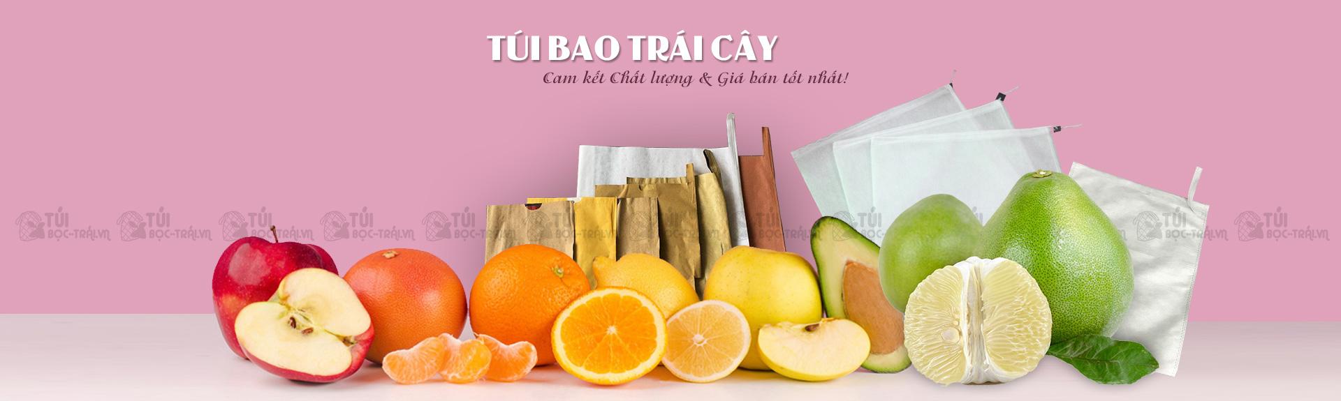 Túi bao trái cây - Túi bọc bưởi Thanh Hà