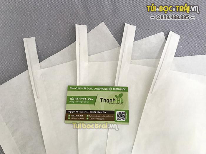 Túi giấy chống ruồi vàng đục quả kích thước 30x35