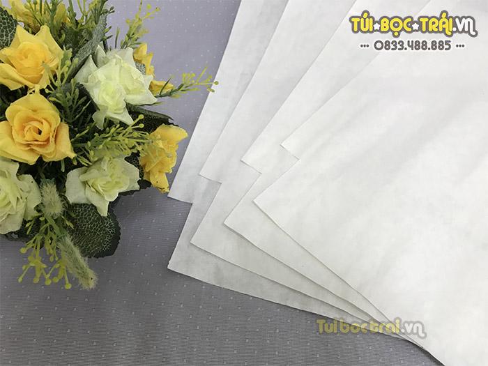 Túi giấy sáp 30x35 sử dụng dây kẽm