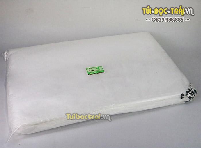 Túi vải bao trái Mít kích thước 50x70 màu trắng