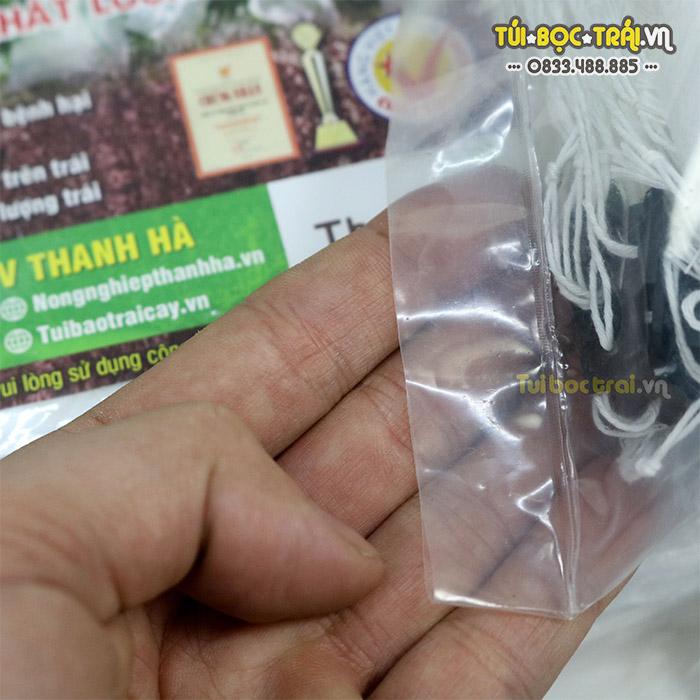 Túi vải bọc xoài được sản xuất bởi Cty Thanh Hà