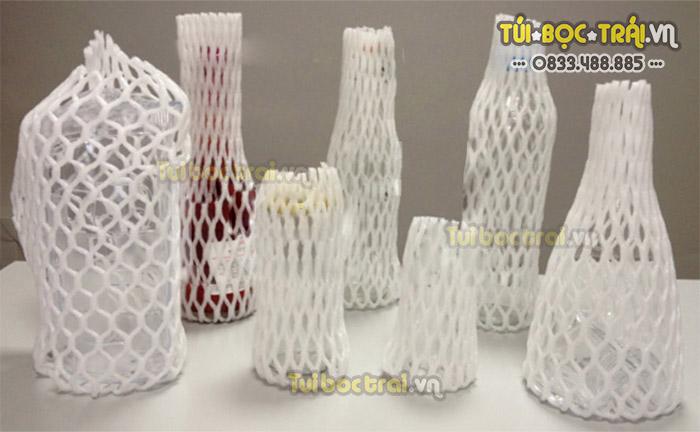 Bao bọc xốp lưới dùng cho các loại đồ vật