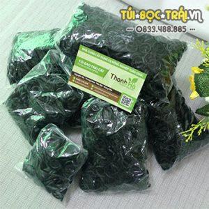 Dây thun đen cột ổi (Dùng tương ứng với 1 kg xốp)