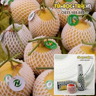 Lưới xốp bọc trái cây nguyên cuộn rộng 9 cm (1kg)