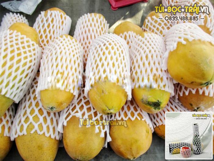 Lưới xốp bọc trái cây kích thước rộng 9 cm